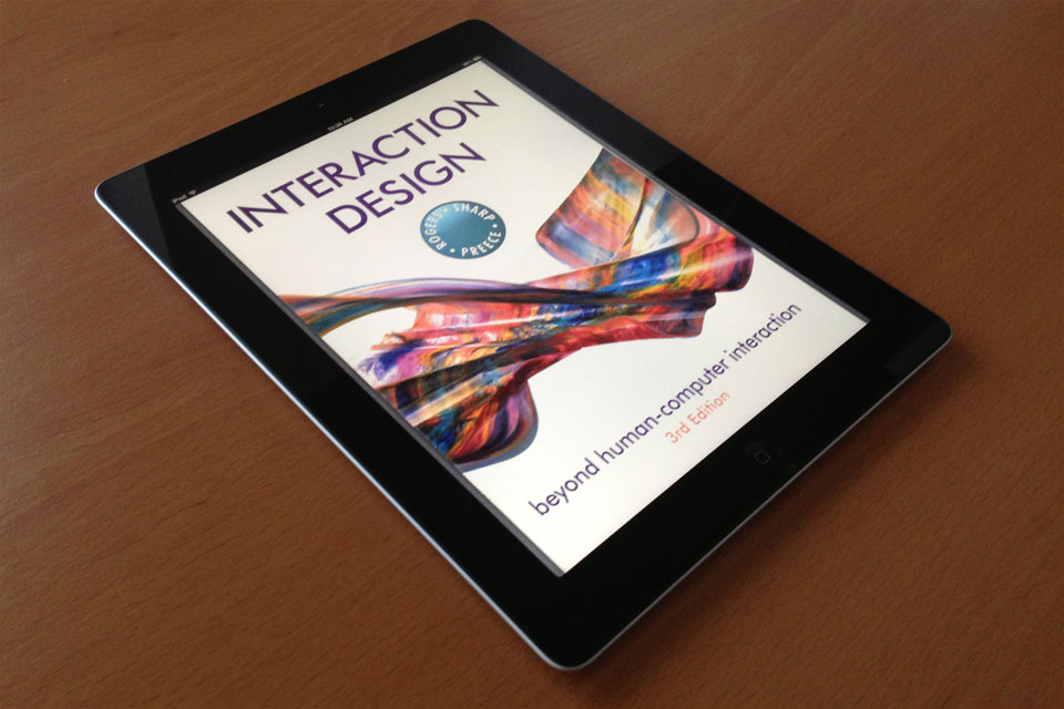 Interaction Design iPad
