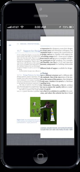 Interaction Design - iPhone