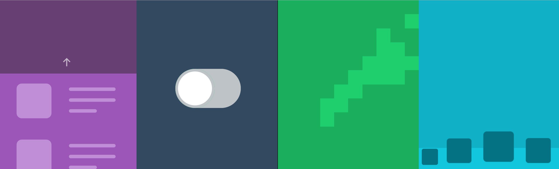 Fidget Grid