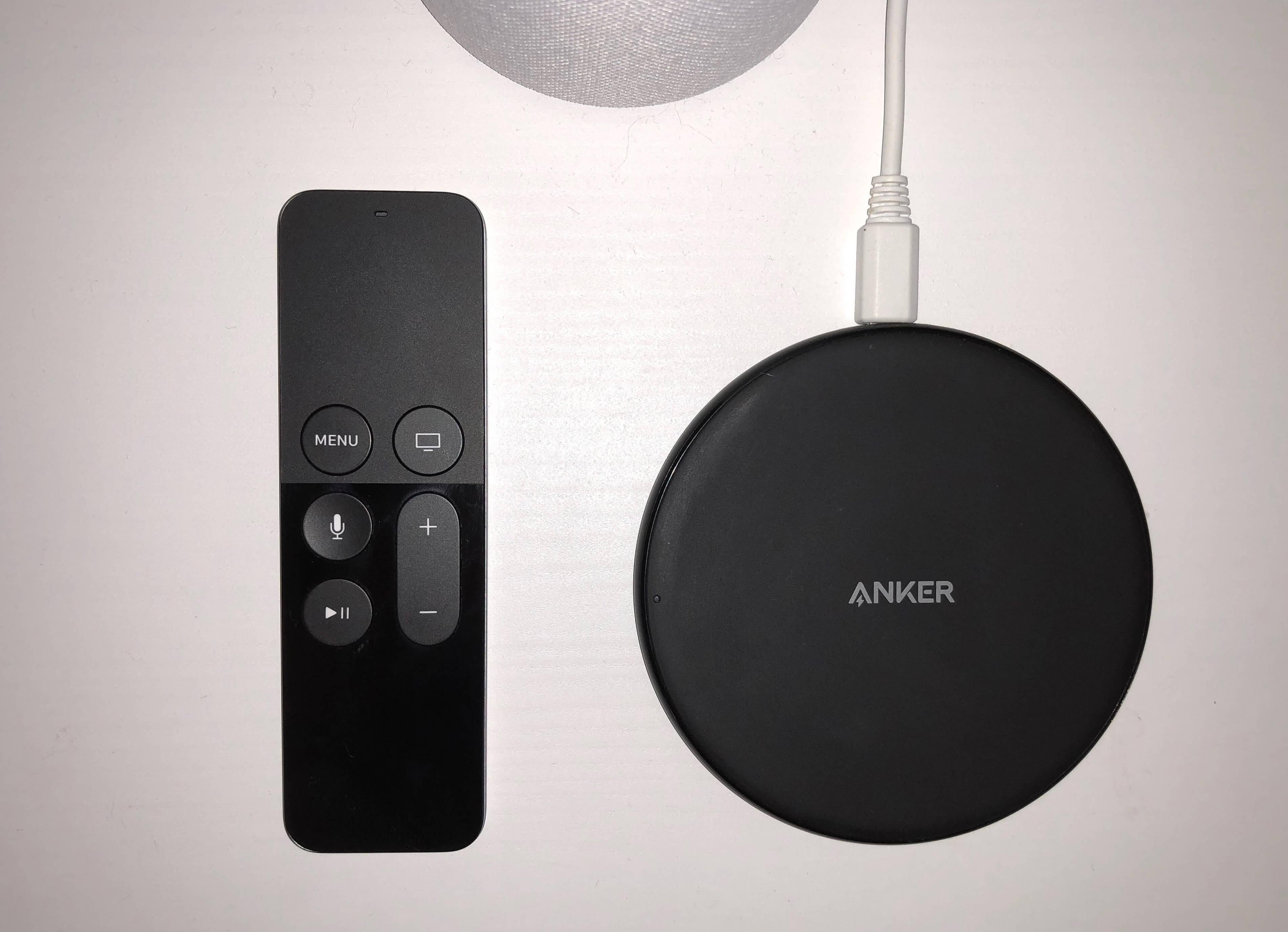 Wireless Charging Setup